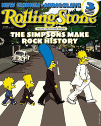 Simpsons: Abbey Road