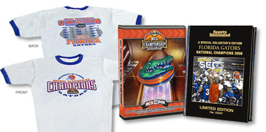 Gators Championship Package