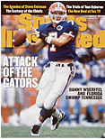 Danny Wuerffel SI Cover