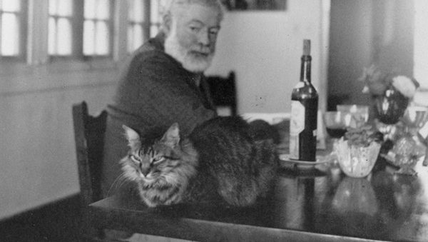 Hemingway's Use of Animals as Psychological Symbols