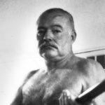 Hemingway with Shotgun