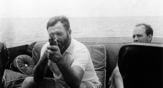 Hemingway 1935