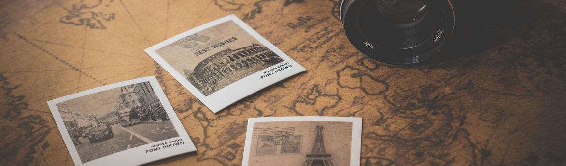 Photoshop Tutorial – Polaroid Images