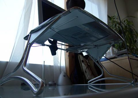 The Dexia Rack Laptop Stand