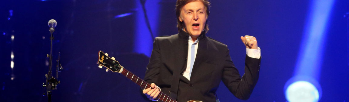 Paul McCartney at The Hollywood Bowl (with Set List)