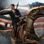 Reagan Raptor