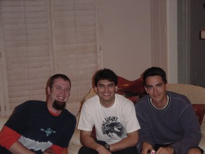 Chris, David, Ryan