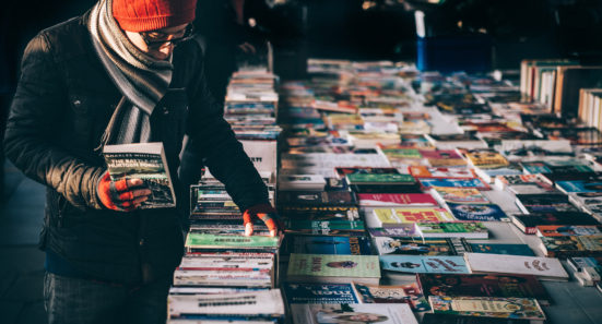 #FridayFive: Books Before College