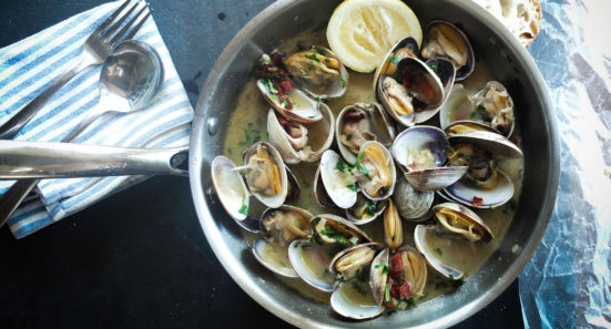 #FridayFive: Summer Clams!