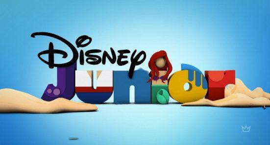 #FridayFive: #Disney Jr.
