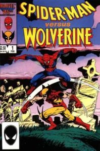 Spider-Man Versus Wolverine, February 1987