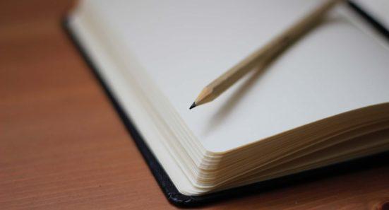 On writing …