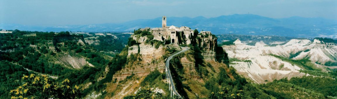 Let's Go to Civita di Bagnoregio