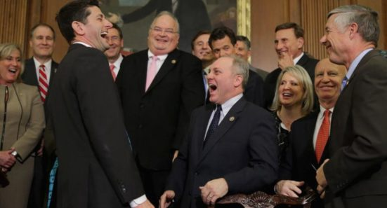 Laughing Republicans